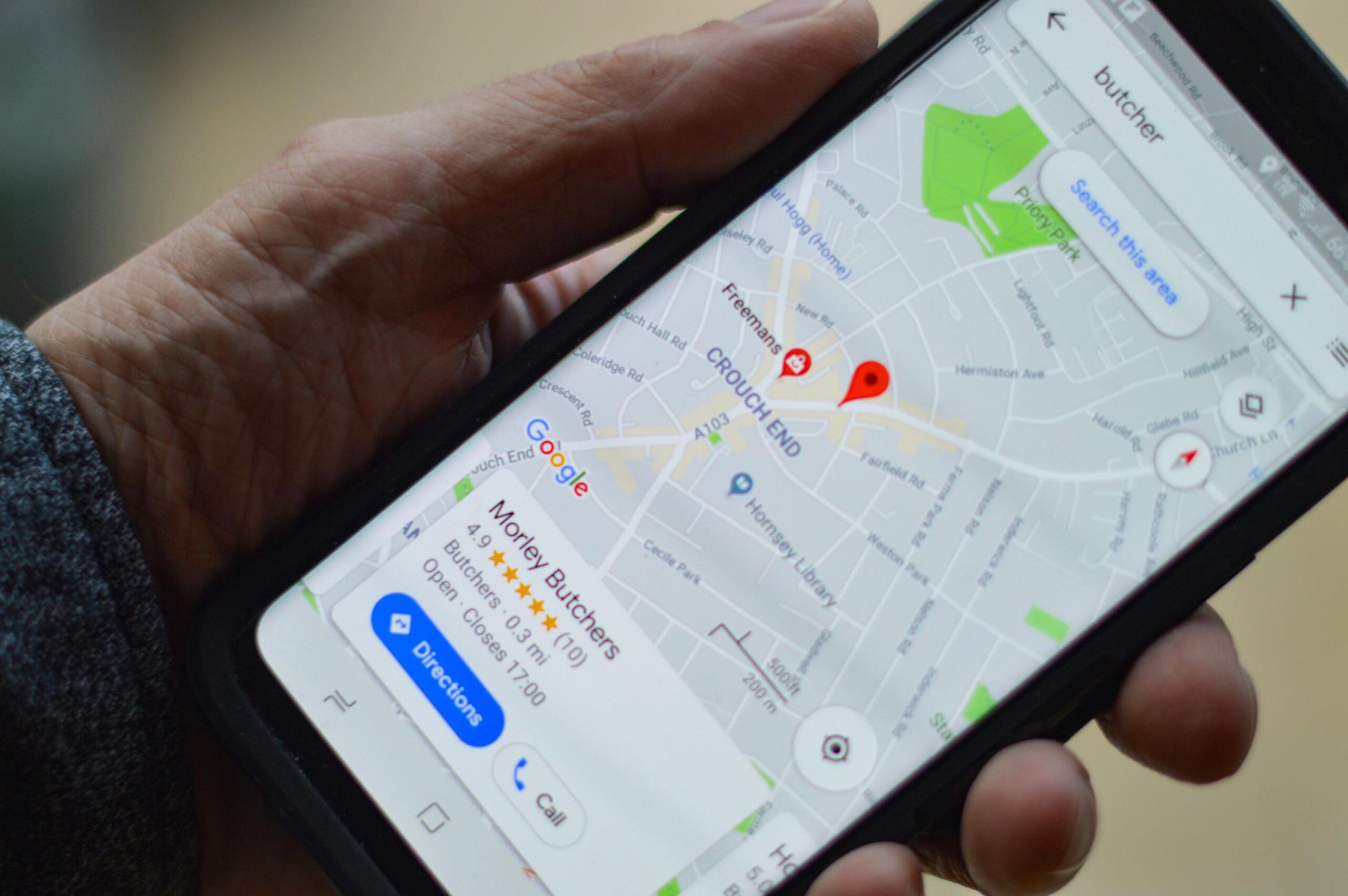 Comment faire du référencement d'entreprise via Google maps ?
